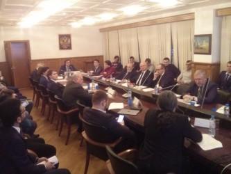 Сборник выступлений (круглый стол «Турецкий парламентаризм и российско-турецкие отношения»)